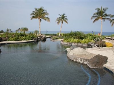 Oceanfront Pool at clubhouse