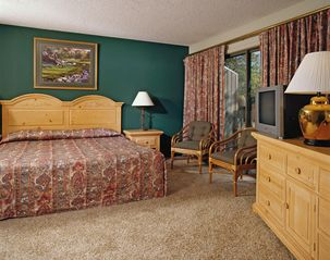 Greers Ferry Lake condo photo - Guest Room