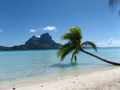 BORA BORA AND THE LAGOON