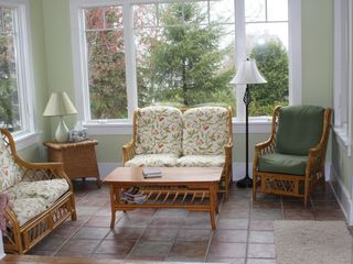 Sagamore Beach house photo - Sun Room