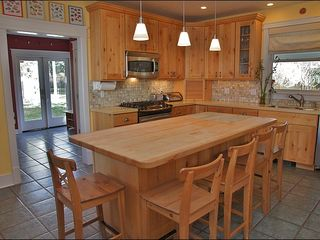 Steamboat Springs house photo - Butcher Block Island & Breakfast Bar