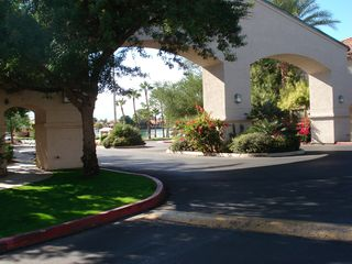 Ahwatukee condo photo - Portifino Entrance