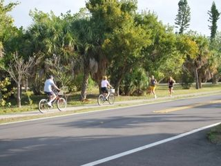 Sanibel Island condo photo - Renowned for Miles of Bike Trails