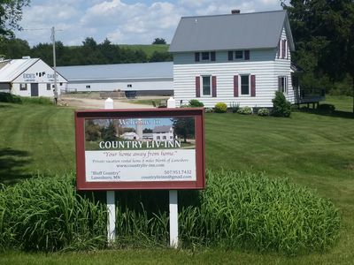 Country-Livinn.....Your Peaceful Home Away From Home