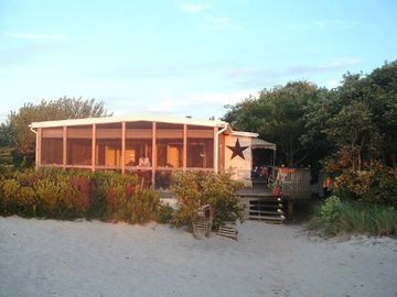 Cape May house rental - Beach Front Seclusion