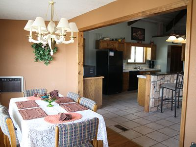 Ruidoso house rental