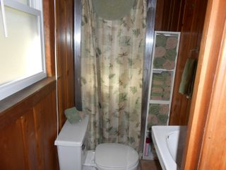 Coldwater cabin photo - bathroom w/ shower