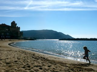 Castellabate apartment photo - One of the local beaches - 5 mins drive - special days
