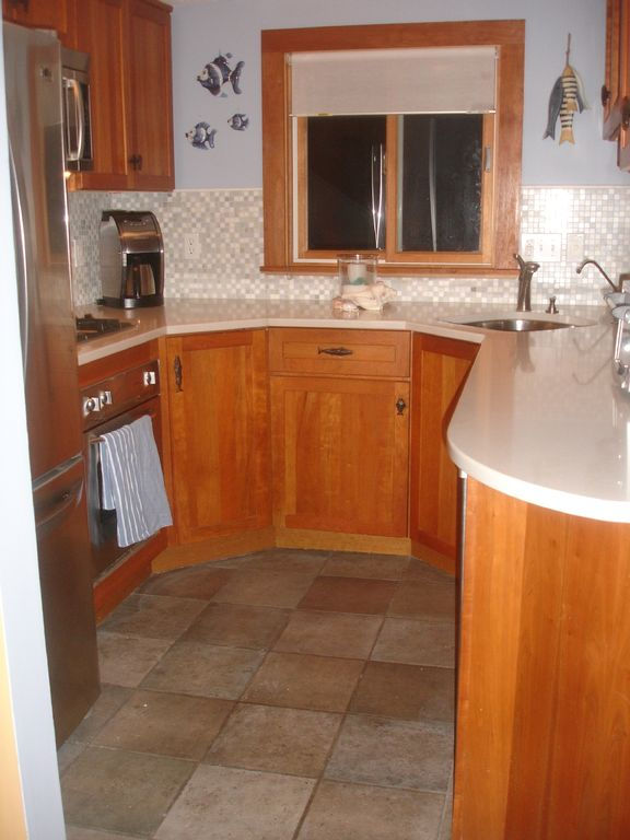 Kitchen updated in 2009