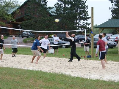 Volleyball, Shuffleboard, Horseshoes, Darts, Cards, Pool Table,Picnic Pavillions