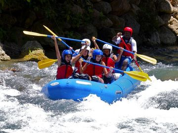 Free River Rapids Tour if you book for 7 nights or more with 4 options