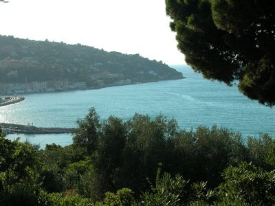 Orbetello villa rental - Sea view