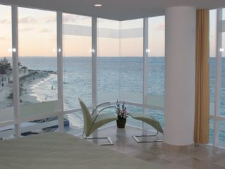 Cancun condo photo - Master bedroom view