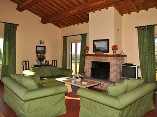 Rieti Province villa photo - Villa Laurentia - Living room