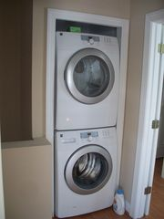 Key West house photo - Full size washer and dryer are available in the home for your use.