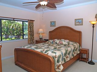 Poipu condo photo - King Master Bedroom with bath