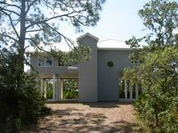 Escape it all at Chart House Retreat on Alligator Point