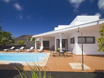 3 Bedroom Villa, with private pool (heated in winter)
