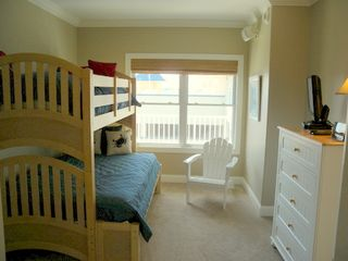 Belmont Towers Ocean City condo photo - Another view of Bedroom 3 with sleeping for 4, (trundle under)