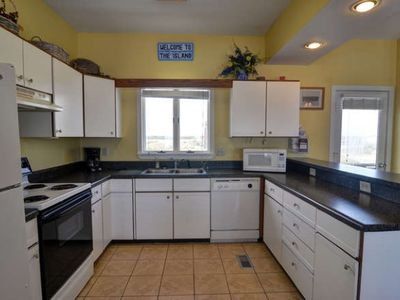 Surf City house rental - Kitchen