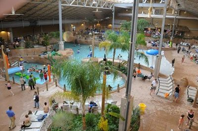 Split Rock Indoor Water Park
