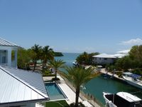 Three Story House With A Breathtaking View Of The Atlantic Ocean w/85' Dock