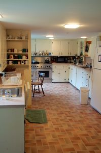 Large House - Kitchen