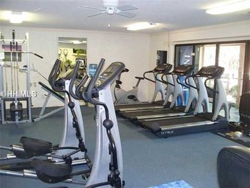 Exercise room available free to all our guests.