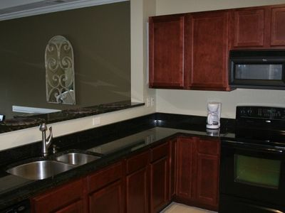 Cherokee Lake condo rental - Full Kitchen