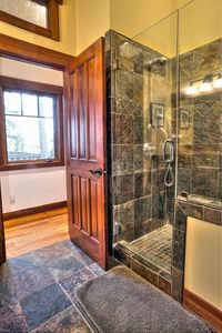 Master Bath/Shower-Upstairs