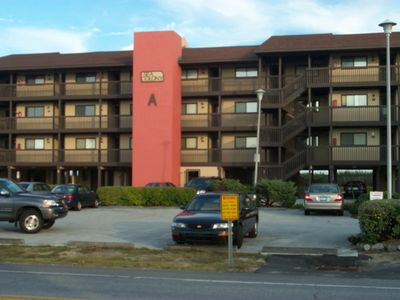Carolina Beach condo rental - Sea Colony Condo - A Building with elevator