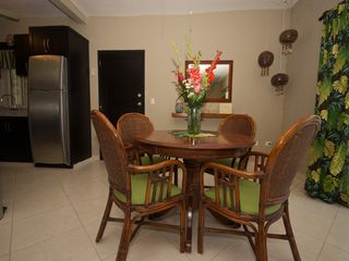 Playacar condo photo - Lovely dining area.