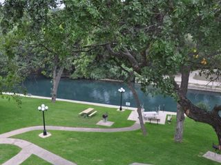 New Braunfels condo photo - Balcony view of the Famous Comal River