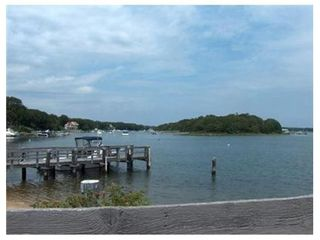 Falmouth house photo - View of Child's River / Eel Pond from Community Beach - 5 Minute Walk
