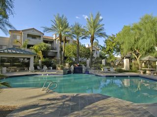 Ahwatukee condo photo - Main pool as seen from the gym entrance