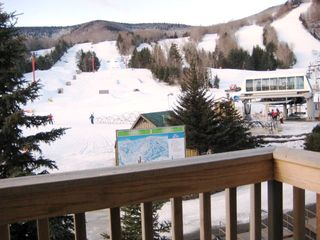 Hunter condo photo - Step right out to the Kaatskill Flyer, Hunter's main ski lift to the top