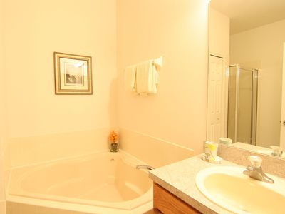 Glenbrook Resort villa rental - Master Bathroom #2
