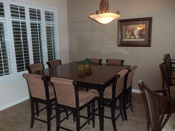 Informal Dining Area