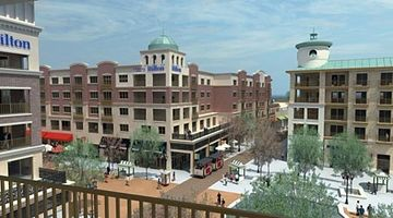 Branson Landing has over 100 stores and restaurants and live entertainment
