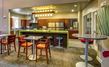 Scottsdale Mountain apartment rental - welcome! clubhouse area (shared community space)