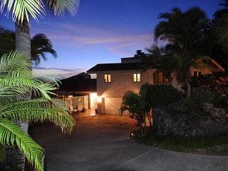 Honolulu house photo - Our 2 car garage has direct access to the 3rd floor of our home
