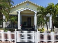 Clearwater Beach View Key West Style 2 Bed/ 2 Ba House Tropical Paradise!