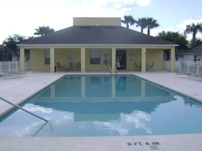 Great Club House Pool