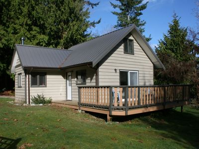 Whole Home, Casual, Near Waterfront, Rural Setting
