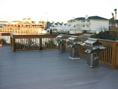 Harbor Side Grills