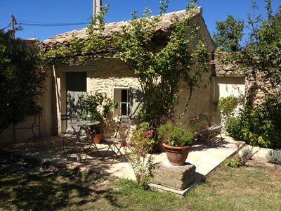 Holiday house, close to the beach, Caumont-sur-durance, Provence and Cote d