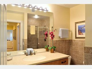 Key West condo photo - The Second Bath: Marble vanity, oversized shower.