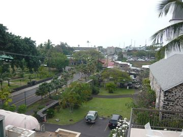 Kona Village from the sundeck.