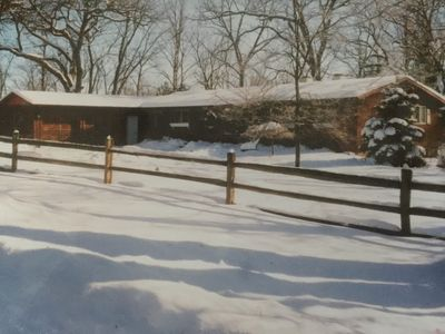A COZY WINTER GETAWAY - PERFECT FOR MLK DAY OR PRESIDENTS DAY