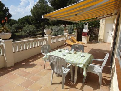 CHALET A 450 M. BEACH, PRIVATE GARDEN, BARBECUE, QUIET